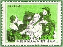 Sưu tập tem bưu chính 2019