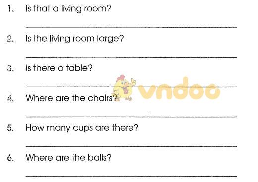 Bài tập cuối tuần môn Tiếng Anh lớp 3 - Tuần 26