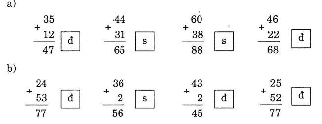Giải Vở Bài Tập Toán lớp 1 bài 111