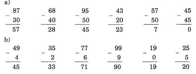 Giải Vở Bài Tập Toán lớp 1 bài 113