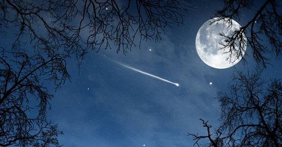 Tả một đêm trăng sáng