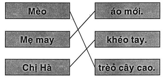 Giải vở bài tập Tiếng Việt 1 bài 38: eo ao