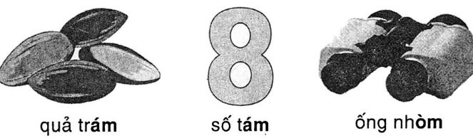 Giải vở bài tập Tiếng Việt 1 bài 60 tập 1