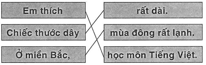 Giải vở bài tập Tiếng Việt 1 bài 83: Ôn tập