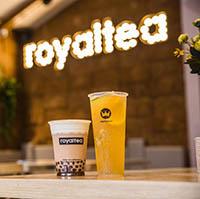 Menu trà sữa Royaltea