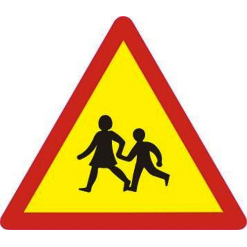Biển báo đoạn đường nhiều trẻ em