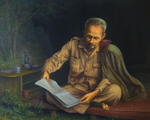 Bài thuyết trình học tập tấm gương đạo đức Hồ Chí Minh