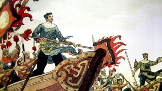 Kể về người anh hùng dân tộc Lý Thường Kiệt chống giặc ngoại xâm