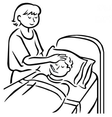 Tả hình ảnh của mẹ lúc em bị ốm
