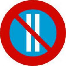Biển báo cấm đỗ xe ngày chẵn P131c