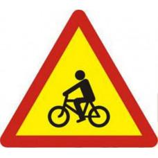Biển báo đường người đi xe đạp cắt ngang W226