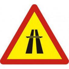 Biển báo đường cao tốc phía trước W238