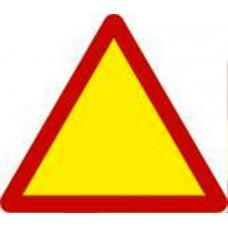 Biển báo chú ý xe đỗ
