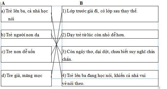 Giải VBT Tiếng Việt 5 tuần 33