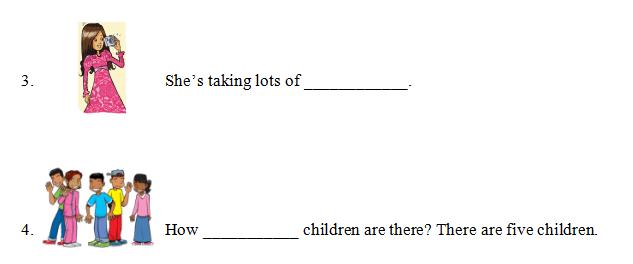 Đề thi học kì 2 lớp 5 môn Tiếng Anh