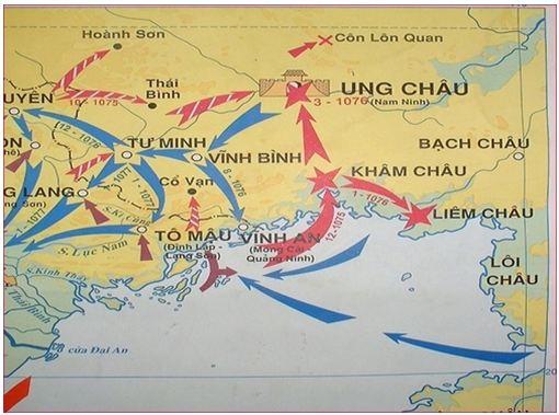 Cuộc kháng chiến chống quân Tống