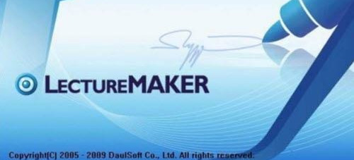 Phần mềm LectureMaker