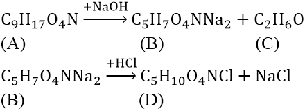 Các phản ứng hóa học của Amin, Amino Axit