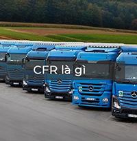 Điều kiện CFR là gì?