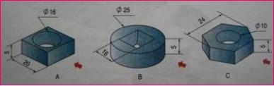 Đề cương ôn tập học kì 1 lớp 8 môn Công nghệ trường THCS Thanh Am, Long Biên