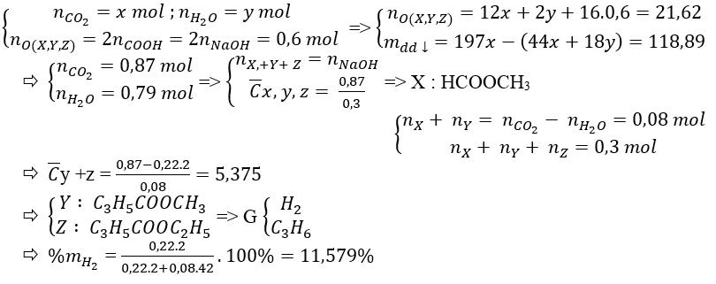 Ôn thi Đại học môn Hóa học có đáp án - Đề số 18