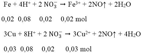 Kim loại tác dụng với axit, muối