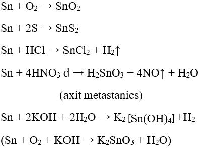 Lý thuyết: Sơ lược về một số kim loại khác