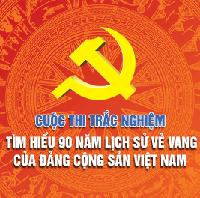 """Thể lệ Cuộc thi """"Tìm hiểu 90 năm lịch sử vẻ vang của Đảng Cộng sản Việt Nam"""""""