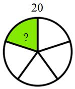 Đề kiểm tra 15 phút môn Toán lớp 3: So sánh số bé bằng một phần mấy số lớn