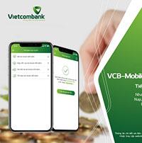 Cách gửi tiết kiệm online ngân hàng VietcomBank