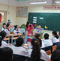 Giảm tải nội dung thi giáo viên dạy giỏi