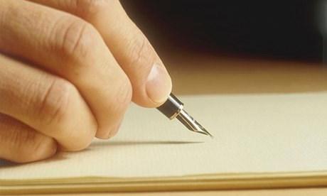 Tổng hợp các bài văn mẫu viết thư lớp 4