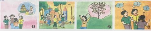 Giải bài 12B: Việt Nam tổ quốc yêu thương