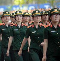 Bảng lương quân nhân chuyên nghiệp mới nhất