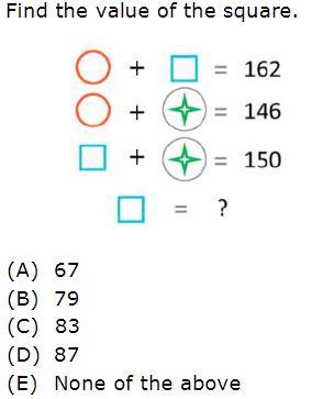Bài thi mẫu Olympic Toán Tiếng Anh SEAMO lớp 1 - 2