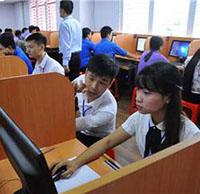 Hướng dẫn thi trắc nghiệm trên máy tính vòng 1 viên chức Hà Nội 2019