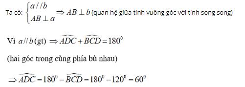 Trắc nghiệm: Từ vuông góc đến song song