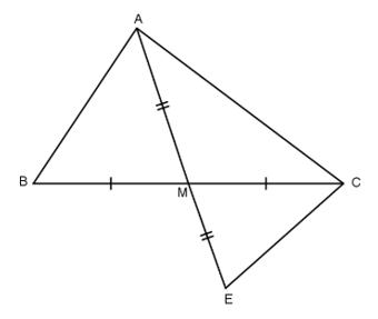 Trắc nghiệm: Quan hệ giữa ba cạnh của một tam giác. Bất đẳng thức tam giác