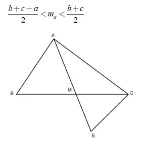 Trắc nghiệm: Tính chất ba đường trung tuyến của tam giác