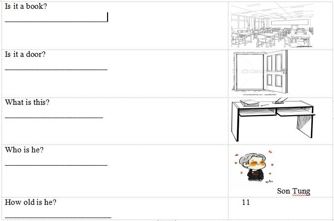 Đề thi giữa học kì 1 môn Tiếng Anh lớp 6 có đáp án năm 2019 - 2020
