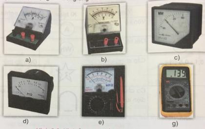 Soạn Công nghệ 9 bài Dụng cụ và thiết bị dùng trong lắp đặt mạng điện trong nhà VNEN