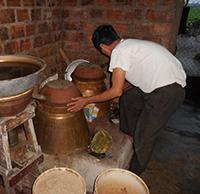 Mẫu kê khai sản xuất rượu thủ công không nhằm mục đích kinh doanh